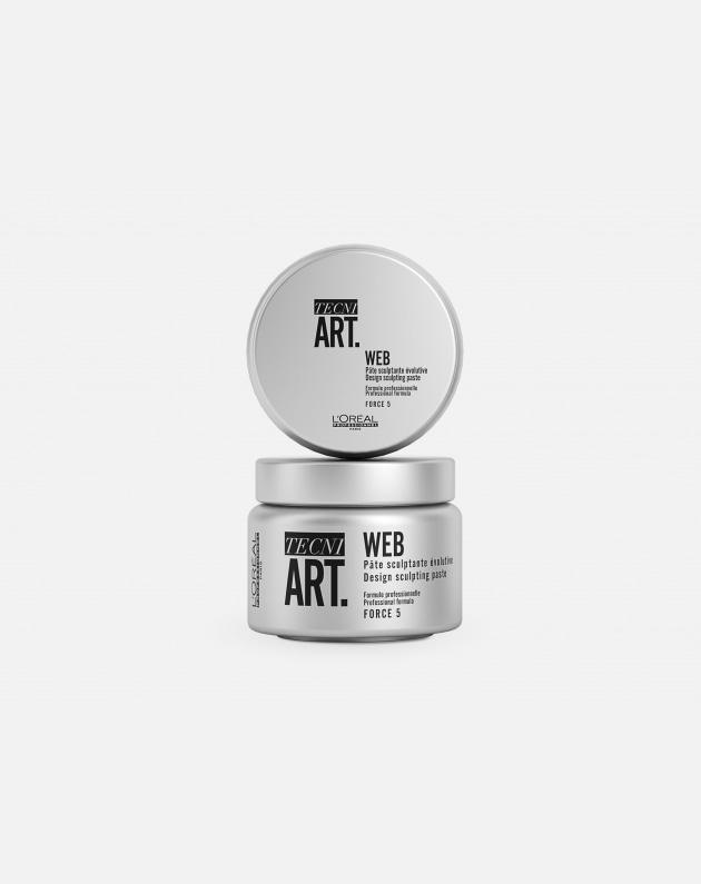 L'oreal Professionnel Tecni Art Texturizzanti Tna Web Paste 150 Ml