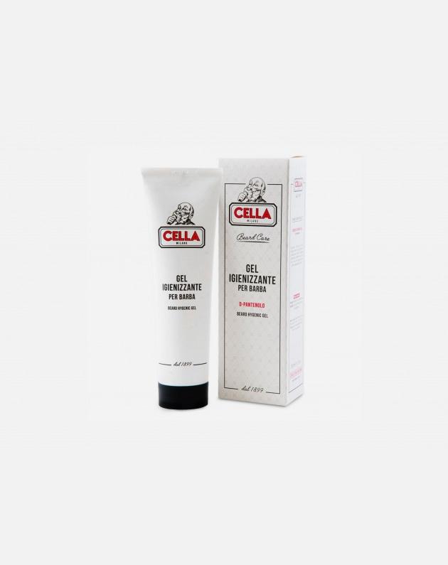 Cella Milano Cura Della Barba Gel Igienizzante Per Barba D-pantenolo 150 Ml