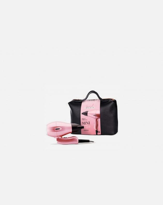 Elchim Dress Code Phon Mini 3900 Rose Gold + Beauty Bag