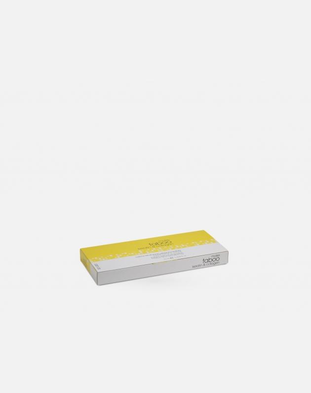 Make Taboo Keratin & Collagen Lozione Ristrutturante Intensiva 12*  10 Ml