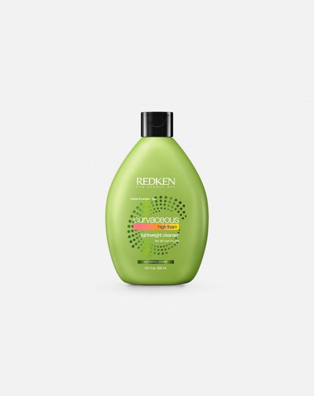 Redken Curvaceous High Foam Lightweight Cleanser Shampoo 300 Ml