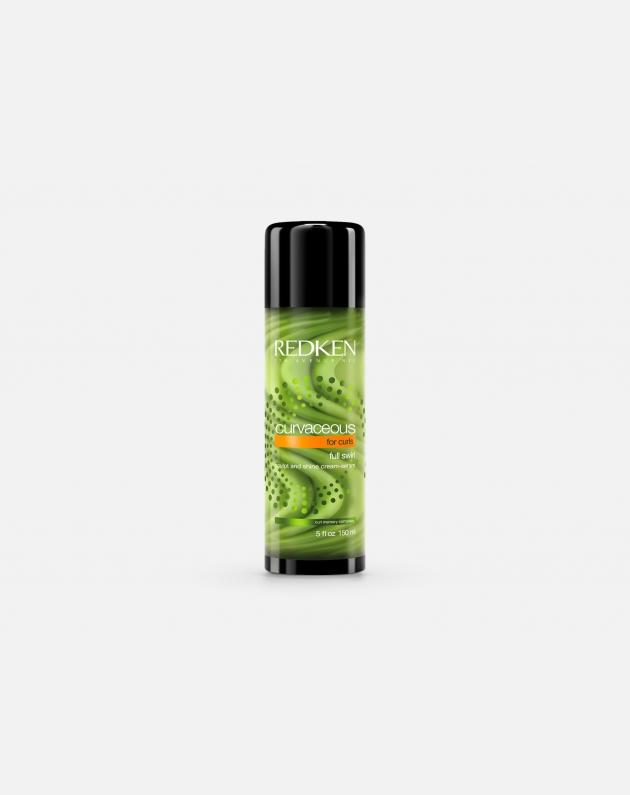 Redken Curvaceous For Curls Full Swirl Cream Serum 150 Ml