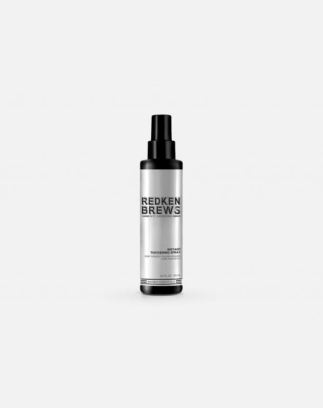 Redken Brews Hair Care Instant Thickening Spray 125 Ml