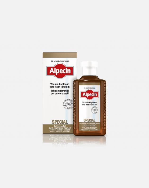 Alpecin Special Tonico Vitaminico Per Cute Sensibile 200 Ml