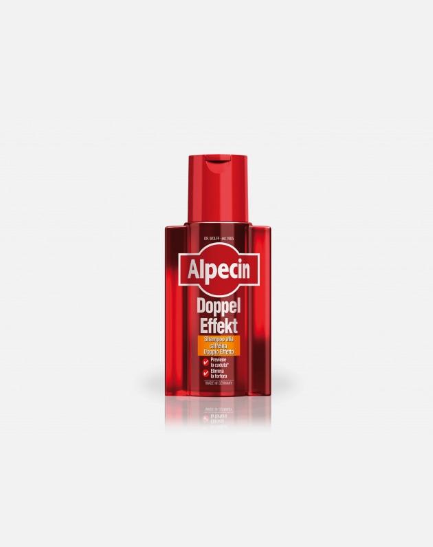 Alpecin Caffeine Doppel Effekt Shampoo Doppia Azione 200 Ml