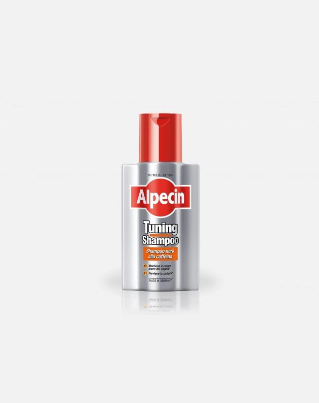 Alpecin Caffeine Tuning Shampoo Nero 200 Ml