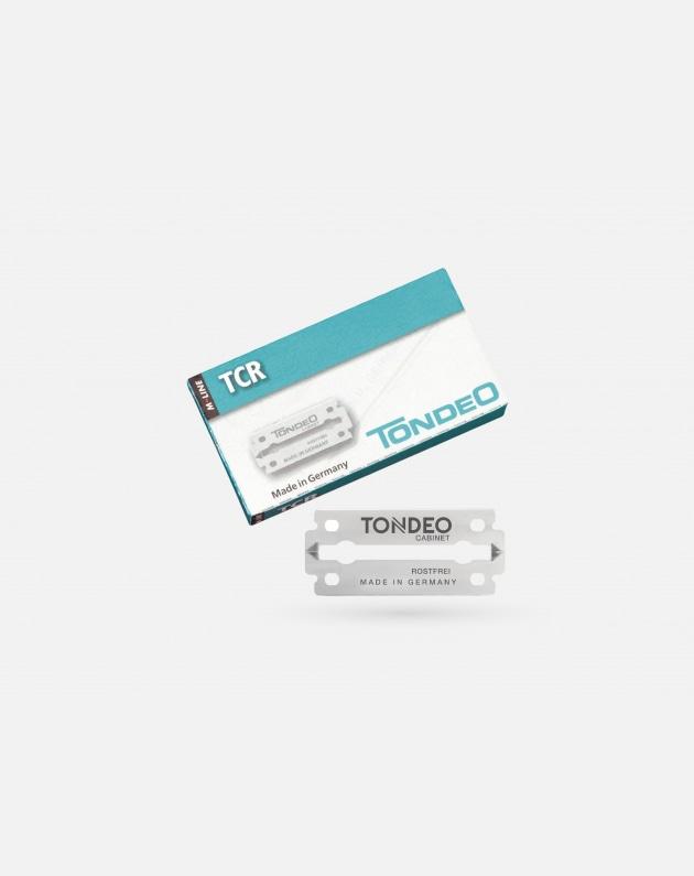 Tondeo Lame Tcr Confezione Da 10 Lame 1020