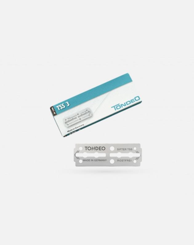 Tondeo Lame Tss3 Confezione Da 10lame 1040