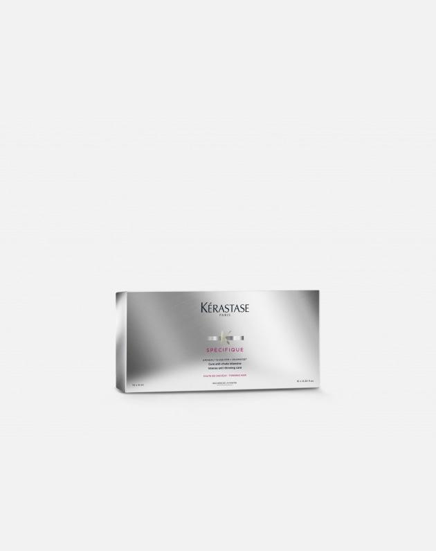 Kerastase Specifique Aminexil Cure Fiale Anticaduta Intensive 10x 6 Ml