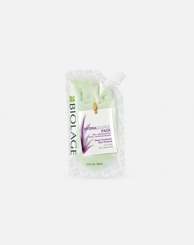 Biolage Hydrasource Pack Aloe Deep Treatment 100 Ml