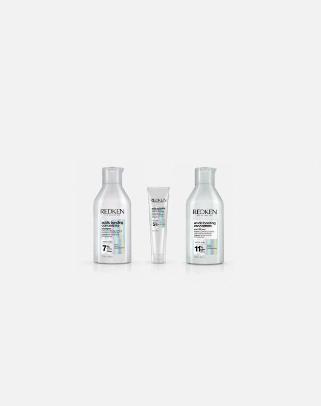 Kit Redken riparazione ABC Shampoo + Conditioner + Leave In