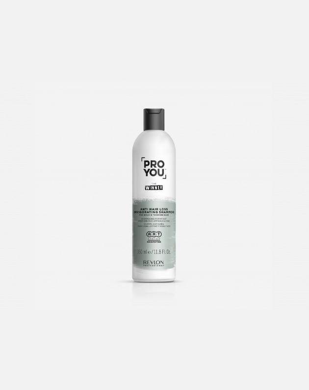 Revlon Professional Proyou The Winner Anti Hair Loss Invigorating Shampoo 350 Ml