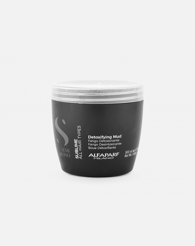 Alfaparf Semi Di Lino Sublime Detoxifying Mud 500 Ml
