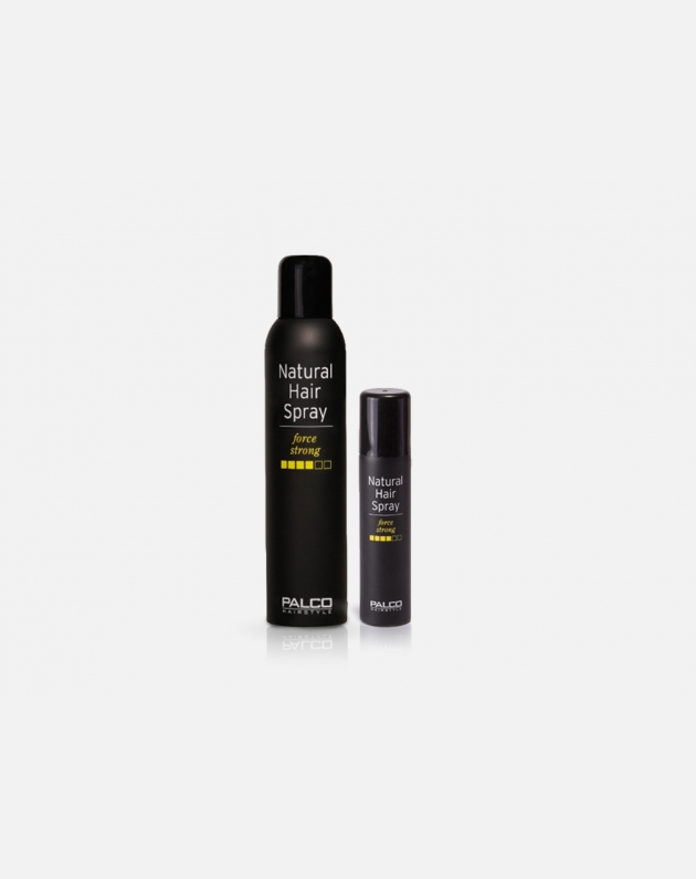 PALCO PROFESSIONAL HAIRSTYLE  NATURAL HAIR SPRAY FORCE STRONG