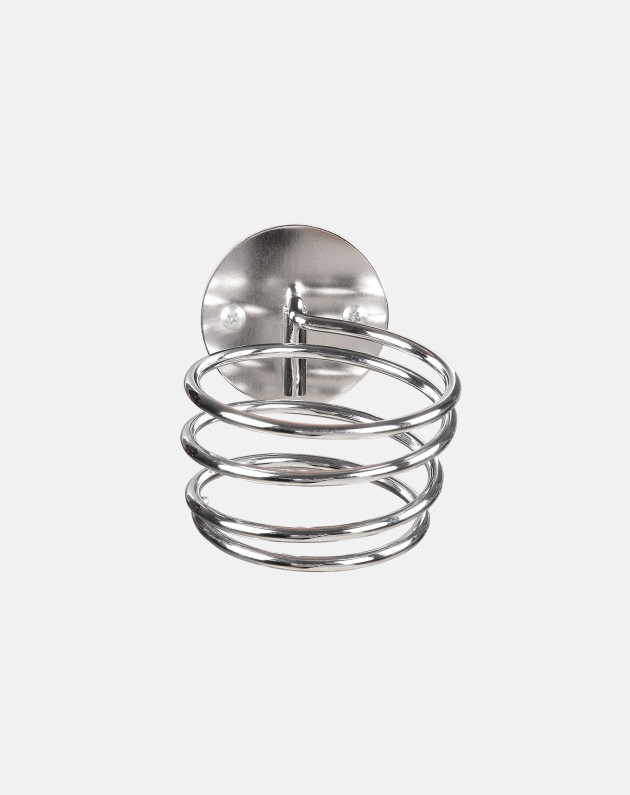 Bifull Porta Phon Steel Spiral Acciaio