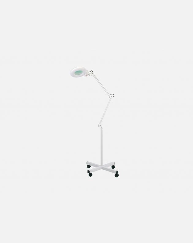 Bifull Lampada Con Lente Ingrandimento 5d Con Piede Di Sostegno Magnifying Diottrie X5