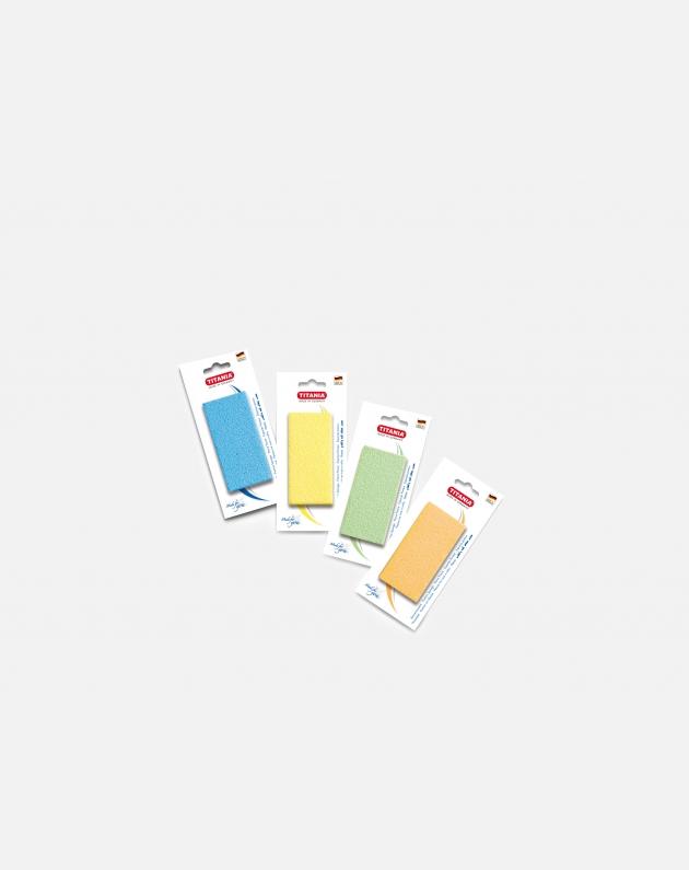 Bifull Blister Pietra Pomice Titania Colori Assortiti Multicolors