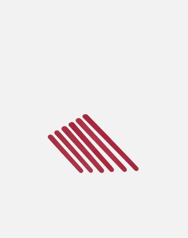 Bifull Kit Lime Confezione 6 Pz Cartoncino Rosso Grana 100/100