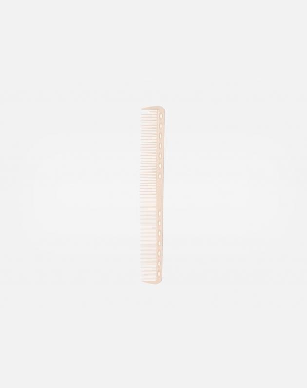 Bifull Pettine Centimetrato Taglio 06 Bianco 18 Cm