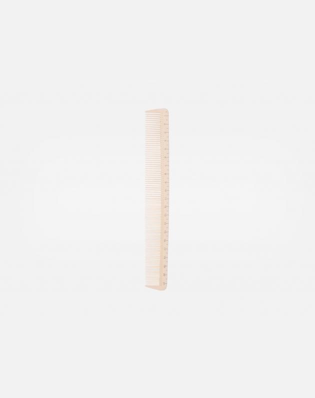 Bifull Pettine Centimetrato Taglio 09 Bianco 21,5 Cm