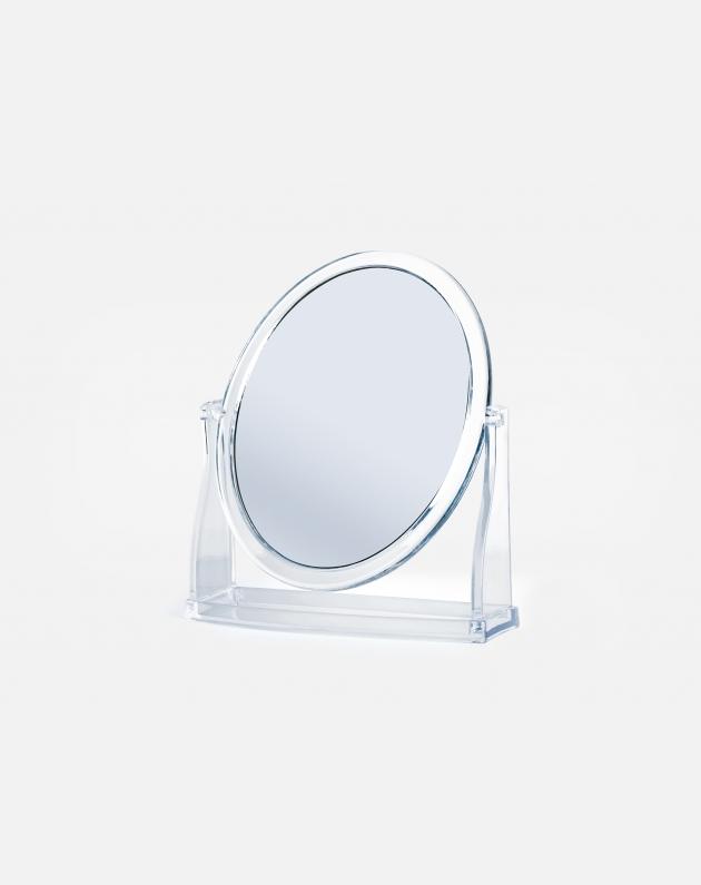 Bifull Specchio Da Tavolo Ovale Debby Oval 15x12cm 360°