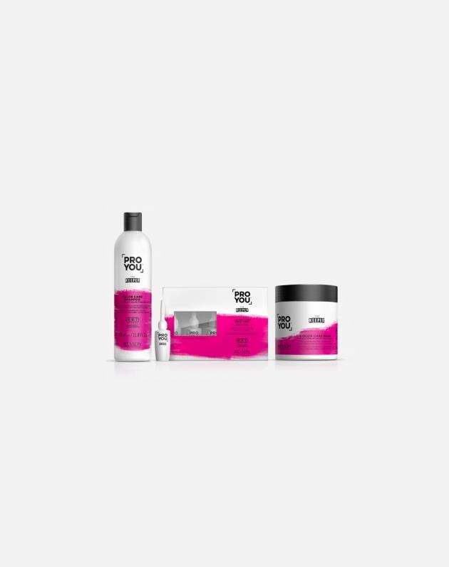 Kit Revlon PRO YOU Keeper + shampoo OMAGGIO