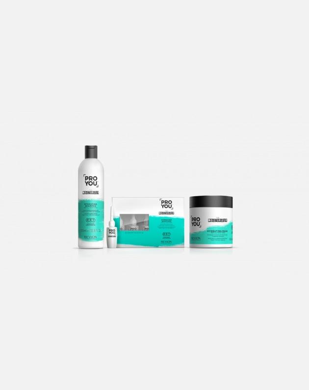 Kit Revlon PRO YOU Moisturizer + shampoo OMAGGIO