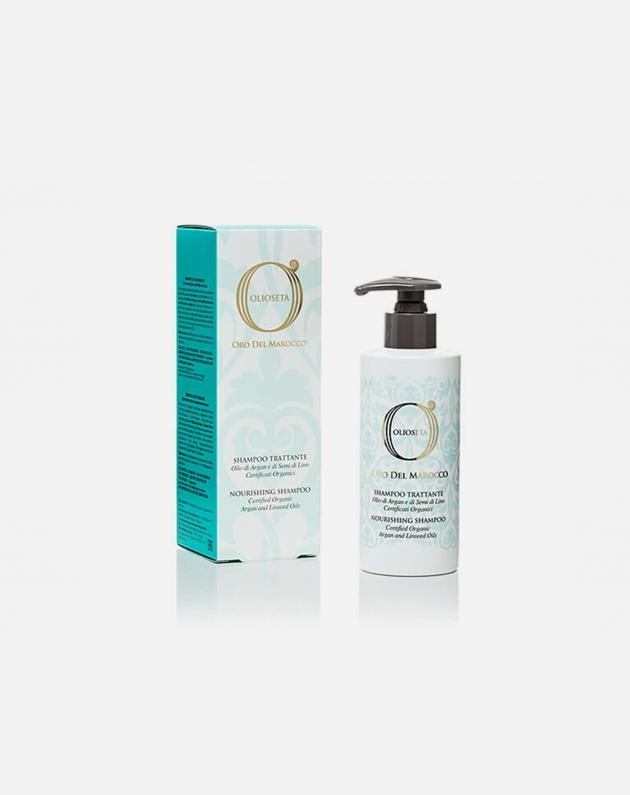 Barex Italiana Oro Del Marocco Shampoo 250 Ml