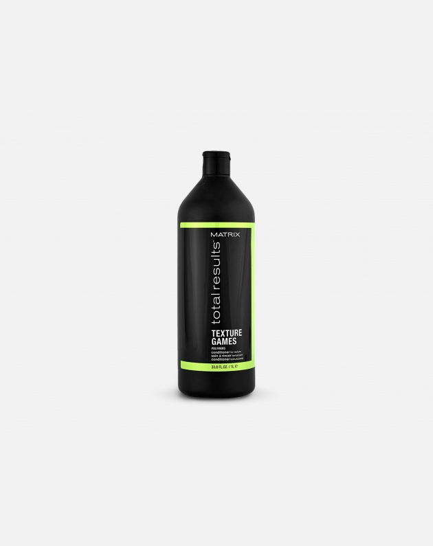 MATRIX TOTAL RESULTS TEXTURE GAMES POLYMERS CONDITIONER