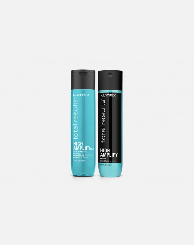 Matrix Total Results High Amplify Binomio Shampoo+conditioner 300 Ml