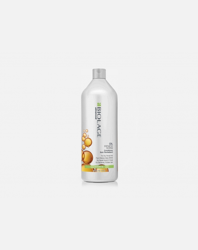 BIOLAGE OIL RENEW SYSTEM SOYBEAN OIL CONDITIONER