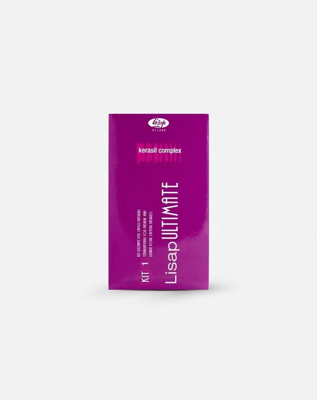 Lisap Ultimate Kit 1 Crema Stirante + Fissaggio
