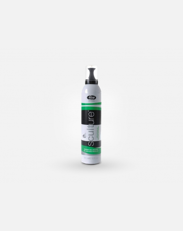 Lisap Styling Sculture  Shining Gel Mousse  300 Ml