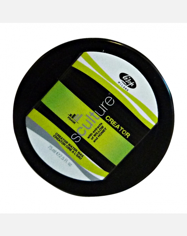 Lisap Styling Sculture Creator Water Wax Limited Edition 75 Ml