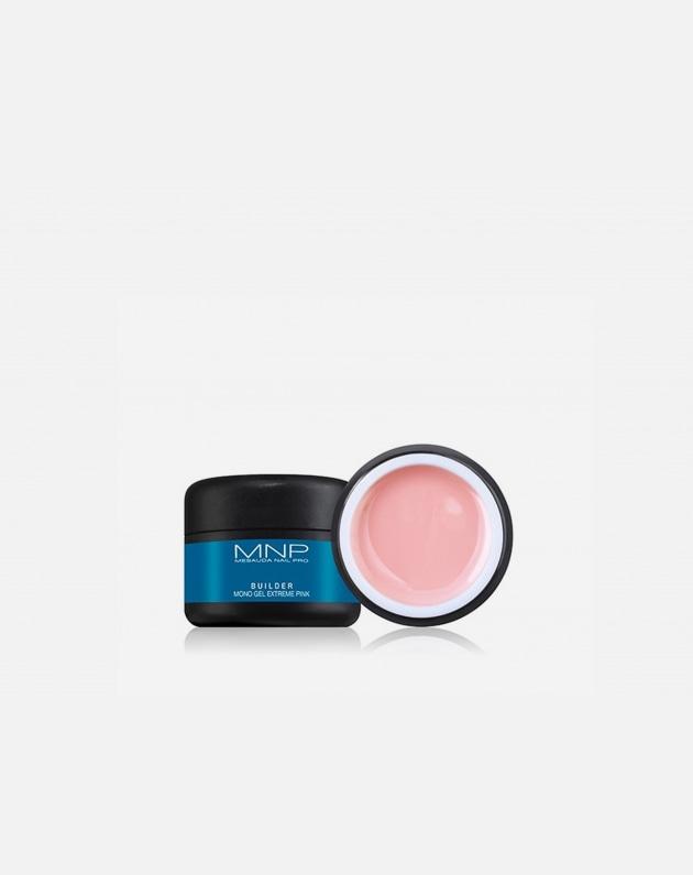 Mnp Mesauda Nail Pro Mnp Builder Mono Gel Extreme Pink   15 Gr