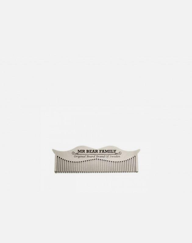 Mr Bear Family  Comb Stainless (pettine Acciaio)