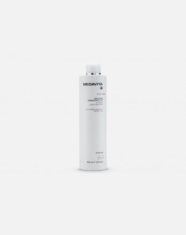 Medavita Cutis Pura Emulsione Igienizzante Cute 500 Ml