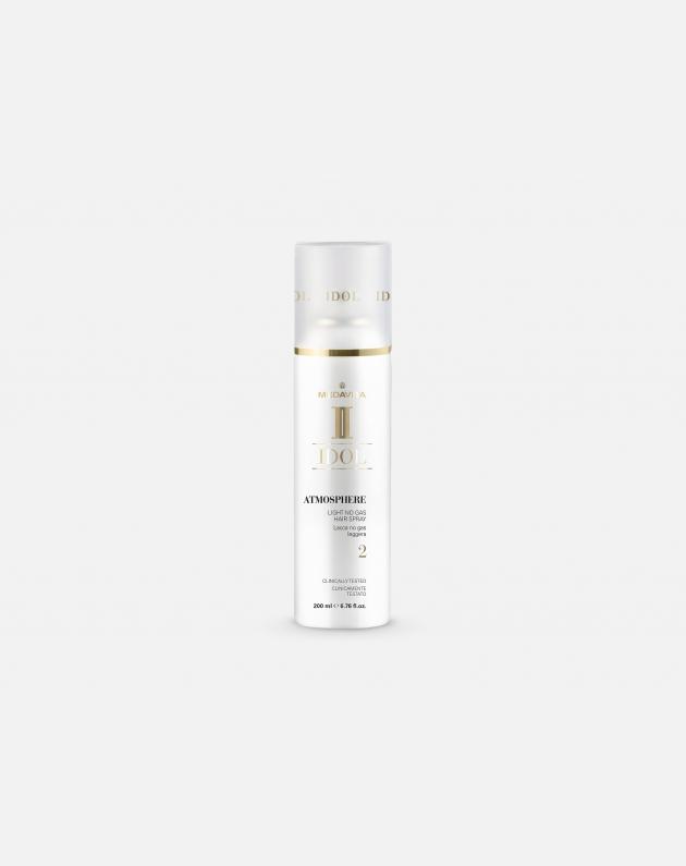 Medavita Idol Texture Atmosfhere - Light No Gas Hair Spray 200 Ml