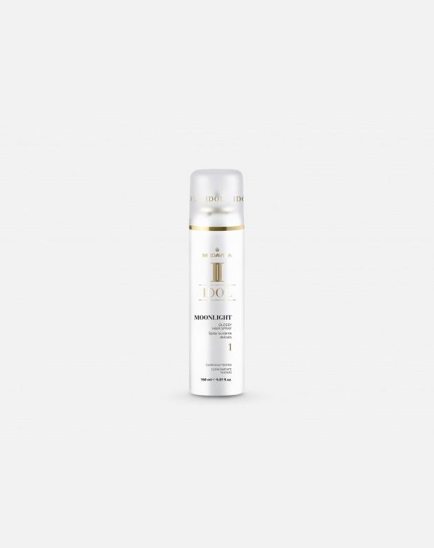 Medavita Idol Shine Moonlight - Glossy Hair Spray 150 Ml