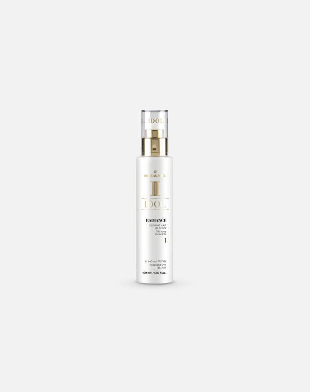 Medavita Idol Shine Radiance - Glowing Hair Oil Spray 150 Ml