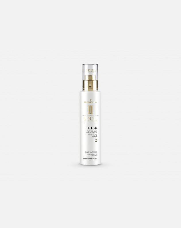 Medavita Idol Texture Feeling - Sublime Hair Caring Cream 150 Ml