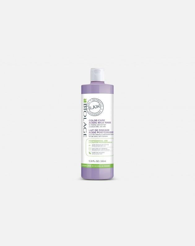 Biolage R.a.w. Color Care Color Acid Milk Rinse 500 Ml