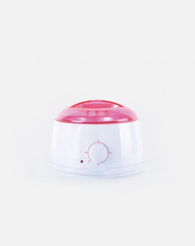 Perfect Beauty Scaldacera 400gr Wax Warmer Bianco-rosa 400 Gr
