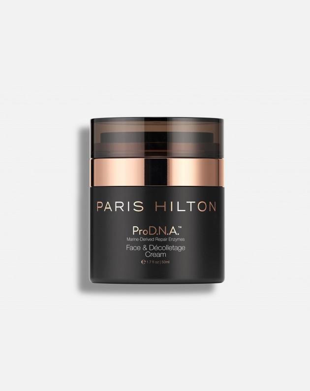 Paris Hilton Pro-dna Face And Decolletage Cream 50 Ml