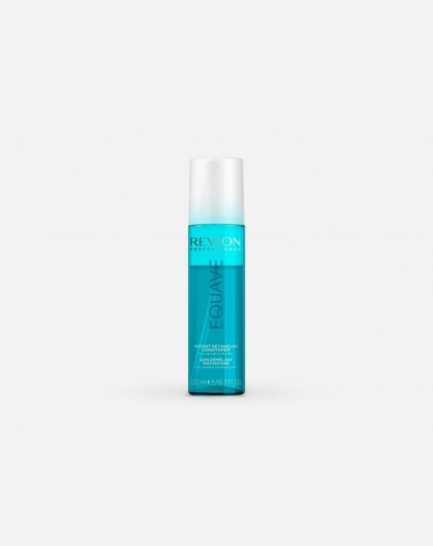 Revlon Professional Equave Instant Beauty Hydro Nutritive Detangling Conditioner Azzurro 200 Ml