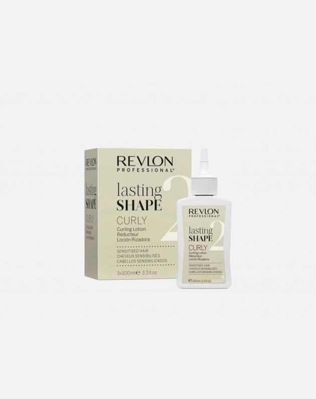 REVLON PROFESSIONAL SHAPE CURLY LASTING SHAPE CURLY 3X