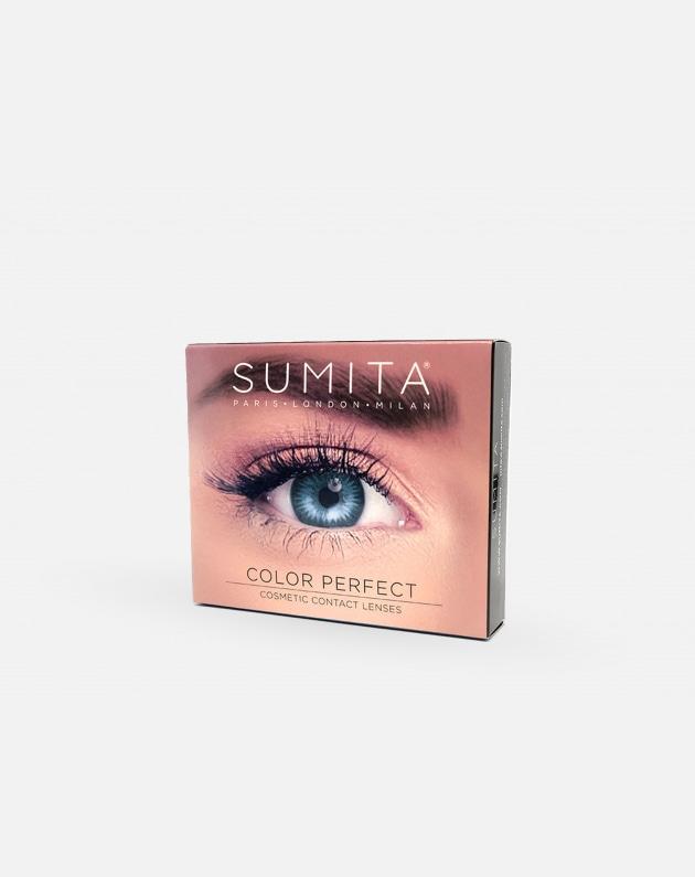 Sumita Lenti Colorate  8714 Blu Brillante - Brilliant Blue