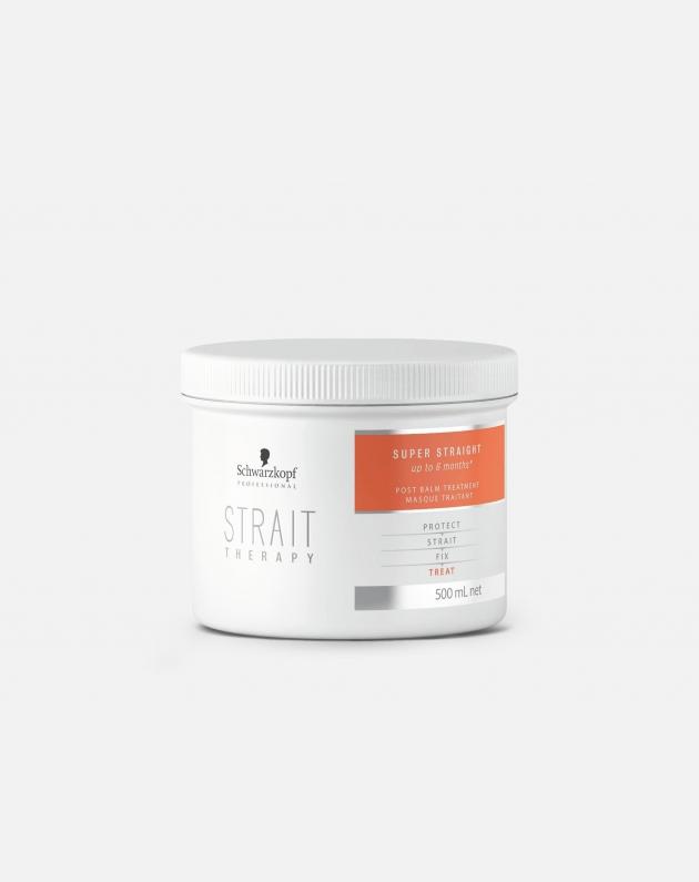Schwarzkopf Professional Strait Styling Therapy Post Balm Masque  500 Ml