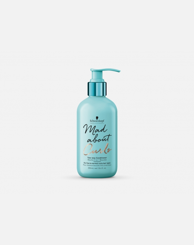 Schwarzkopf Professional Mad About Curls Conditioner Two-way  250 Ml
