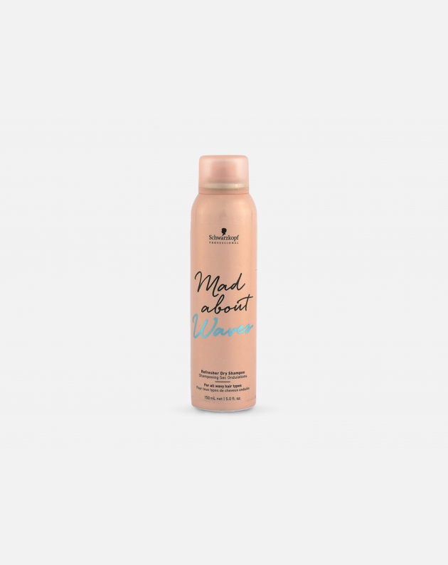 Schwarzkopf Professional Mad About Waves Refresher Dry Shampoo  150 Ml